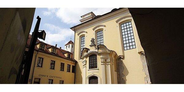 Koncert vážné hudby v kostele sv. Michala, Praha 1
