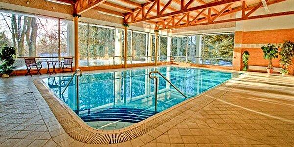Mariánské lázně: polopenze, procedury i bazén