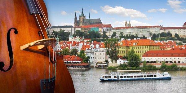 Májová plavba po Vltavě v rytmu jazzu