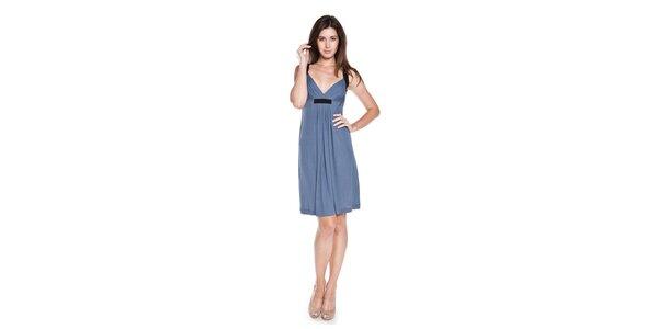 Dámské světle modré šaty Philosophy