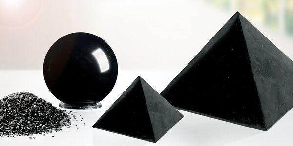 Šungit – léčivé kameny z hlubin Země