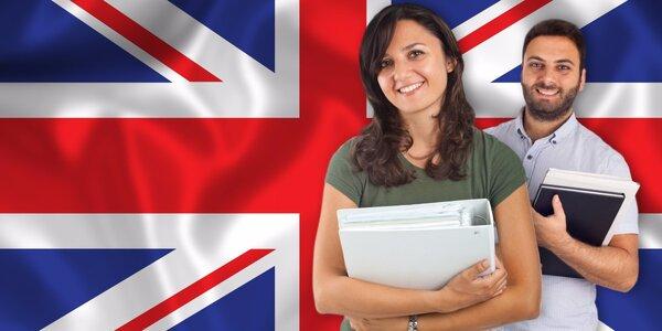 Intenzivní jazykový kurz angličtiny