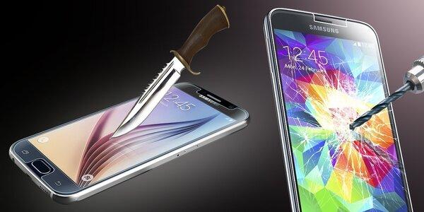 Kvalitní tvrzené sklo ochrání váš mobil
