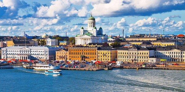 Expedice Pobaltí - od Litvy po Finsko