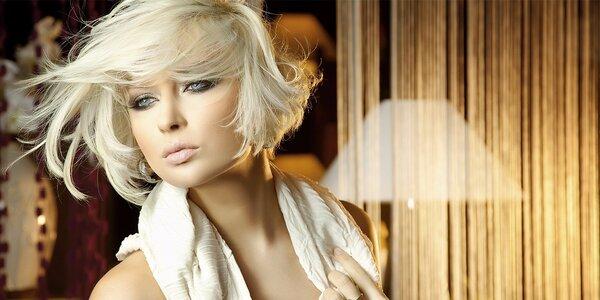 Střih a keratinová kúra pro všechny délky vlasů