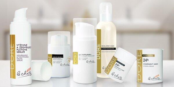 Unikátní pleťová kosmetika plná aktivních látek