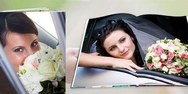 Šité fotoknihy s potištěnými deskami