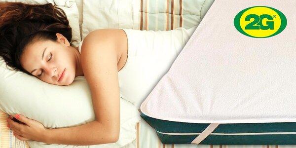 Nepropustné chrániče na matraci 2G Lipov