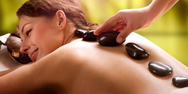 Relaxační nebo antistresová masáž