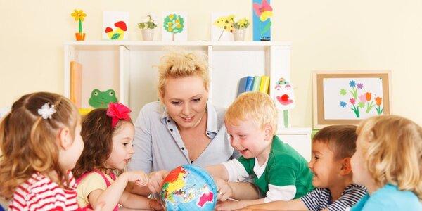 Vstupy na cvičení rodičů s dětmi + dětská herna