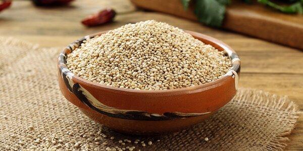 Kilové balení semínek bílé quinoy