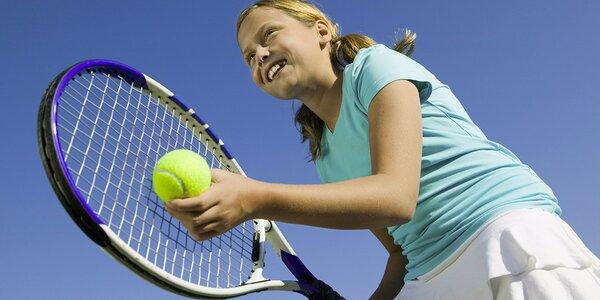 Tenisové lekce pro děti od 5 let