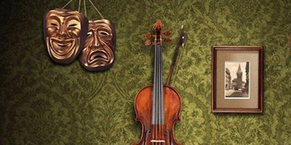 Hra s živou hudbou A. Dvořáka v Jindřišské věži