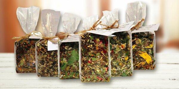 Kolekce bylinných čajů Dream of Tea
