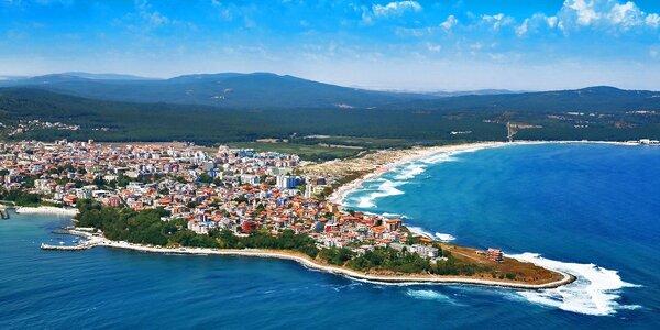 Dovolená v Bulharsku včetně dopravy a snídaně