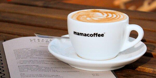 Příjemné posezení nad kávou nebo čajem pro dva