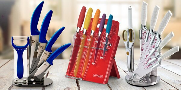 Výprodej - Sady nožů značky Royalty Line