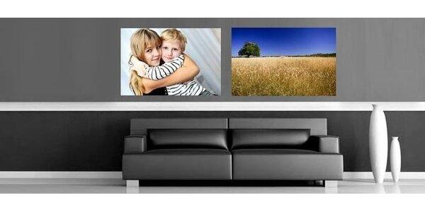 399 Kč za zhotovení 2 ks velkoformátových profesionálních fotografií 60x80.