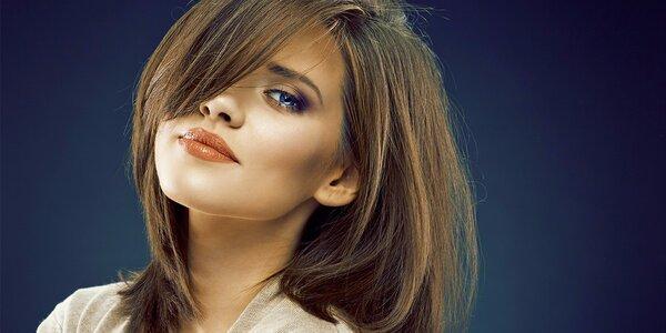 Kadeřnické služby pro krásné a zdravé vlasy