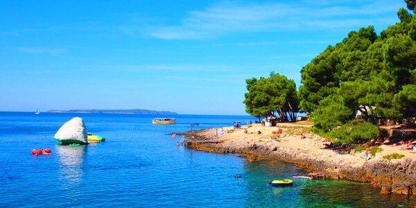 Týdenní pohoda na chorvatském ostrově Lošinj