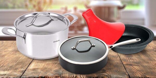 Výprodej - Kvalitní nádobí značky Brabantia