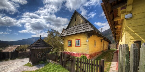 Čtyřdenní dovolená v Nízkých Tatrách pro dva či celou rodinu