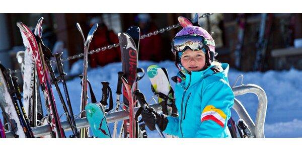 Servis pro vaše lyže od profesionálů