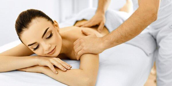 90minutová masáž celého těla