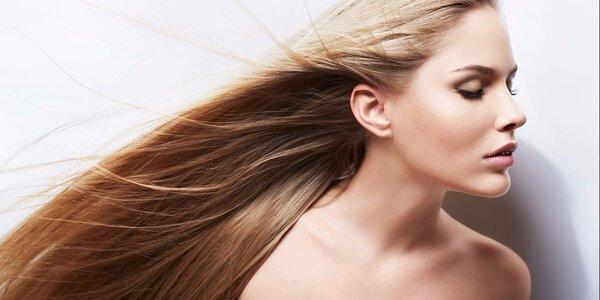 Ozdravná napařovací kúra na vlasy