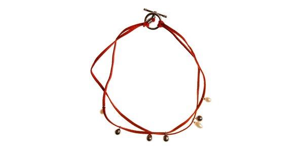 Dámský náhrdelník Morellato s perlami