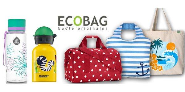 30% sleva na veškerý sortiment obchodu Ecobag