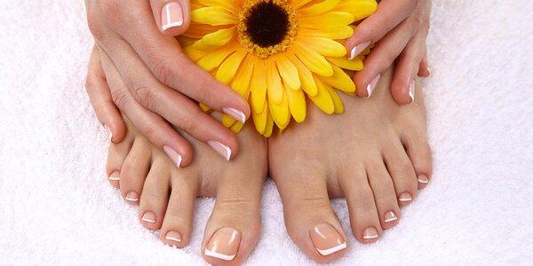 Gelová modeláž nehtů rukou i nohou