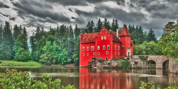 Jaro či podzim a nebeský klid na jihu Čech