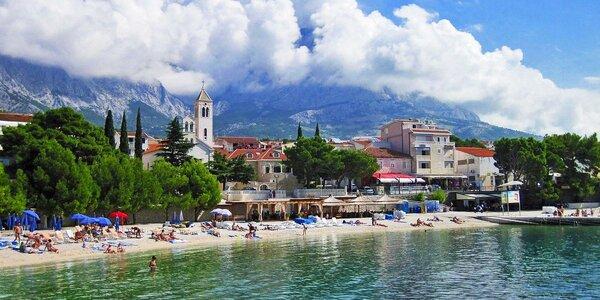 Dovolená v Chorvatsku s dopravou a polopenzí