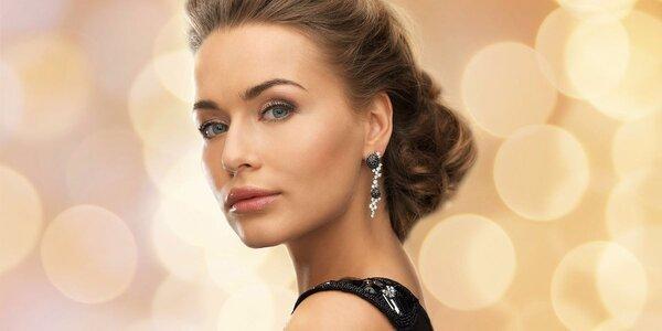 Luxusní 100minutové kosmetické ošetření