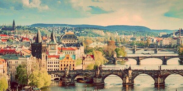 Dovolená v Praze: Poznávání památek i nákupy