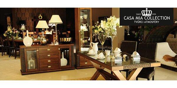 Sleva na nákup designového nábytku v Casa Mia