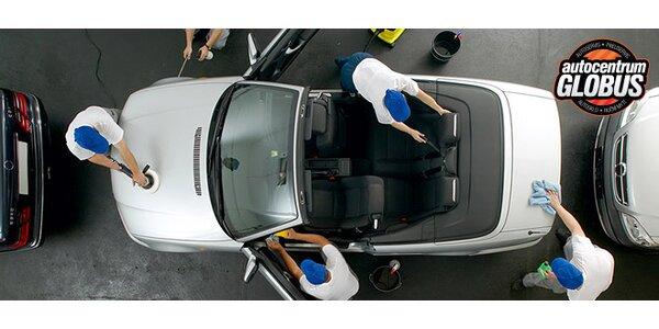 Ruční mytí auta - 3 nabité programy na výběr