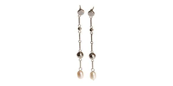 Dámské náušnice Morellato s perlami