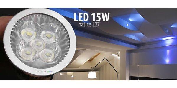 Kvalitní LED žárovka do bytu i kanceláře