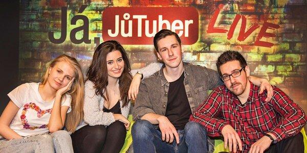 Já, JůTuber: Zábavná show o bezpečnosti na netu