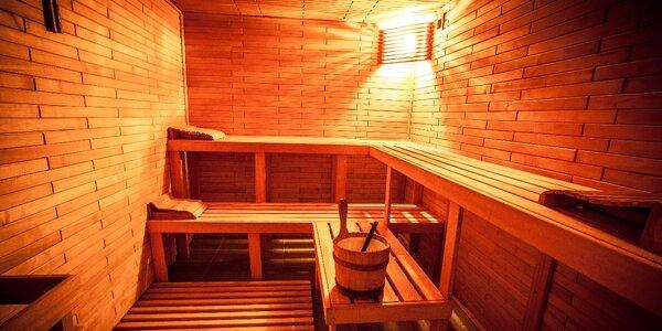 2x 90 minut privátního saunování pro 2 v Tróje