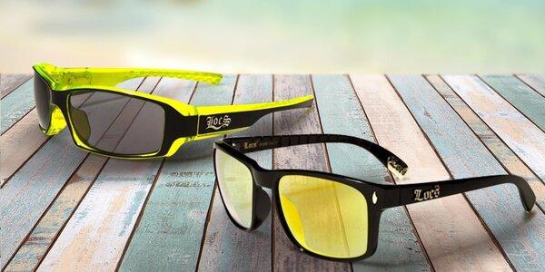 Sportovní sluneční brýle do letních dní