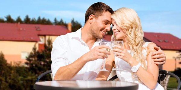 Pobyty na Křivoklátsku s wellness nebo vínem