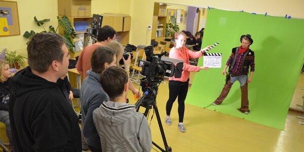 Dětský herecký tábor se slavnými osobnostmi
