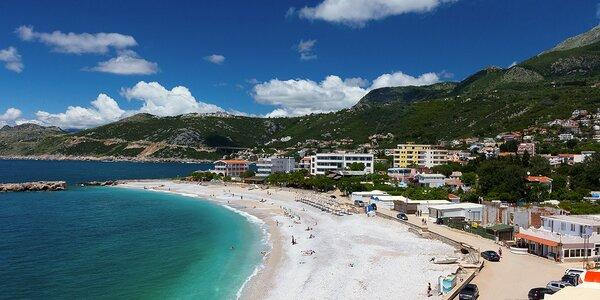 Klidná dovolená v Černé Hoře vč. plné penze