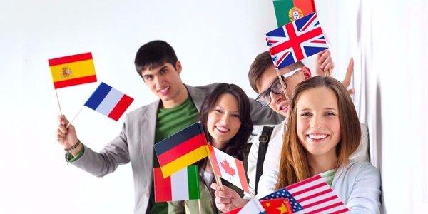Letní intenzivní kurzy cizího jazyka