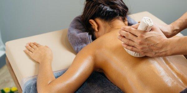 Relaxační masáže celého těla dle výběru