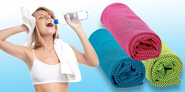 Chladicí ručník: příjemné osvěžení v parném dni