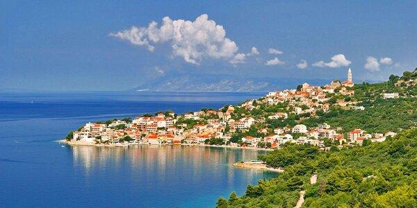 7 nocí v penzionu u pláže v Chorvatsku
